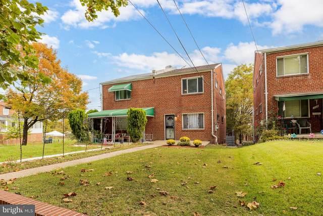 702 Ridge Road SE, WASHINGTON, DC 20019 (#DCDC2018280) :: Dart Homes