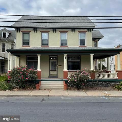 110-116 N Main Street, COOPERSBURG, PA 18036 (#PALH2001154) :: Team Martinez Delaware