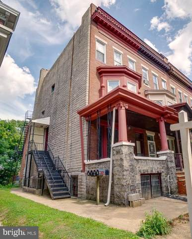 3119 Guilford Avenue, BALTIMORE, MD 21218 (#MDBA2016106) :: The Putnam Group