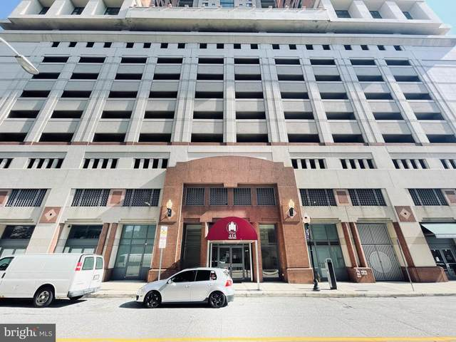 414 Water Street #1501, BALTIMORE, MD 21202 (#MDBA2016116) :: Frontier Realty Group