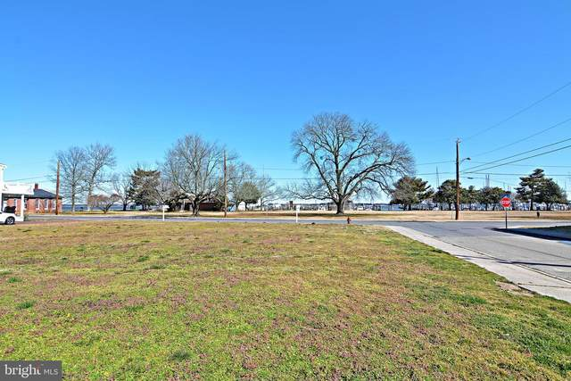 608 Water Street Lot 1, CAMBRIDGE, MD 21613 (#MDDO2000896) :: At The Beach Real Estate