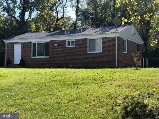 7502 Wells Boulevard, HYATTSVILLE, MD 20783 (#MDPG2015496) :: Real Estate Connection