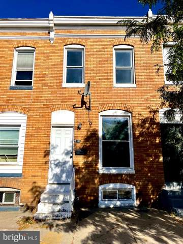 2748 Wilkens Avenue, BALTIMORE, MD 21223 (#MDBA2016124) :: The Mike Coleman Team