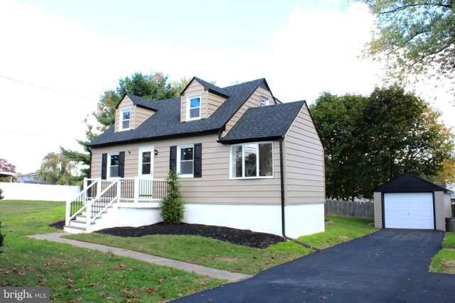 159 S Woodbine Avenue, LANGHORNE, PA 19047 (#PABU2010246) :: Debbie Jett