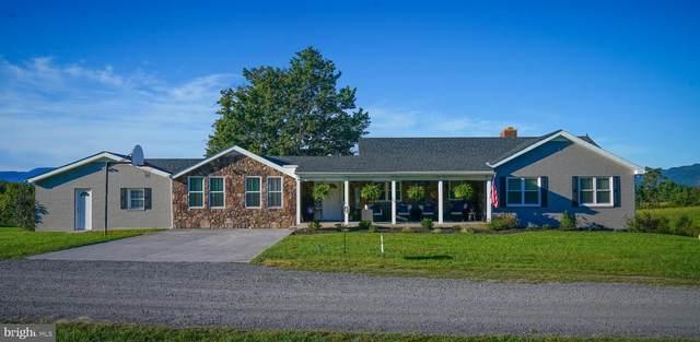 76 Sunset Village Road, FRONT ROYAL, VA 22630 (#VAWR2001174) :: Nesbitt Realty