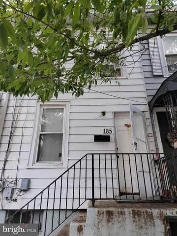 185 Washington Street, TRENTON, NJ 08611 (MLS #NJME2006390) :: PORTERPLUS REALTY