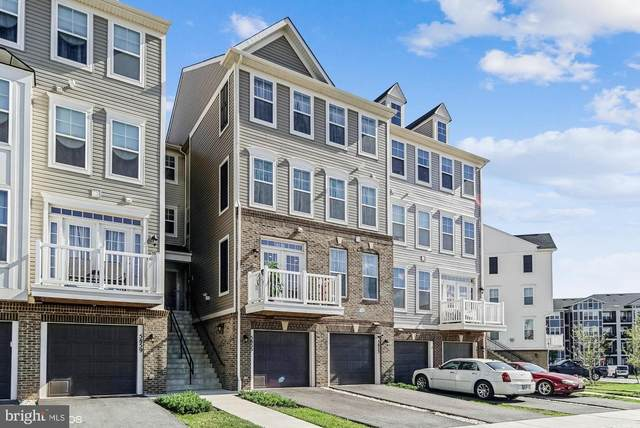 5855 Bella Marie Way Unit G, FREDERICK, MD 21703 (#MDFR2007534) :: The Gus Anthony Team