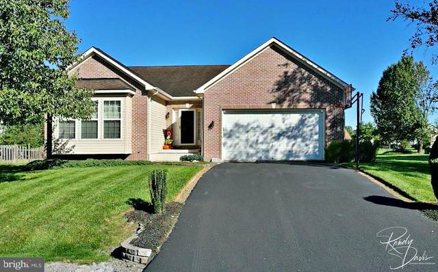 207 Caledonia Drive, MARTINSBURG, WV 25405 (#WVBE2003432) :: Frontier Realty Group