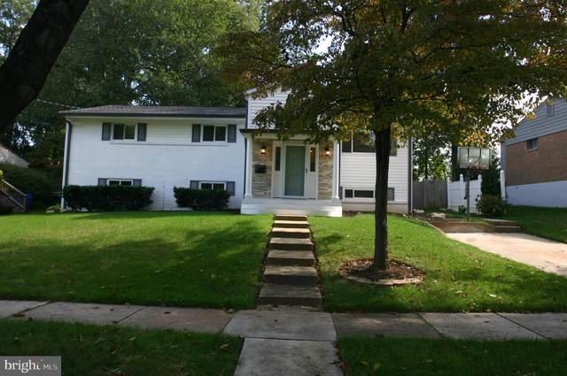 14207 Chadwick Lane, ROCKVILLE, MD 20853 (#MDMC2020546) :: Potomac Prestige