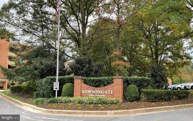 2 Southerly Court #605, TOWSON, MD 21286 (#MDBC2014278) :: The Miller Team