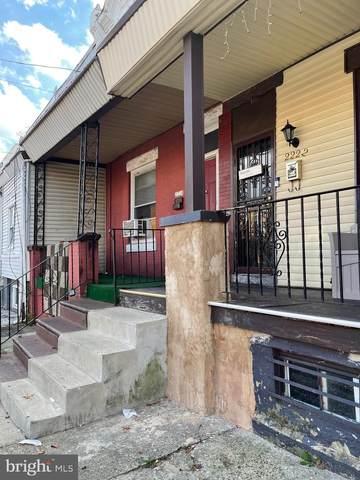 2224 S 63RD Street, PHILADELPHIA, PA 19142 (#PAPH2039584) :: The Pierre Group