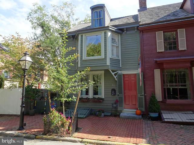 53 E 2ND Street, NEW CASTLE, DE 19720 (#DENC2009138) :: The Charles Graef Home Selling Team