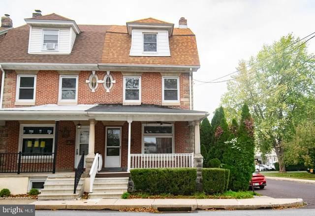 279 N Hanover Street, POTTSTOWN, PA 19464 (#PAMC2014618) :: The John Kriza Team