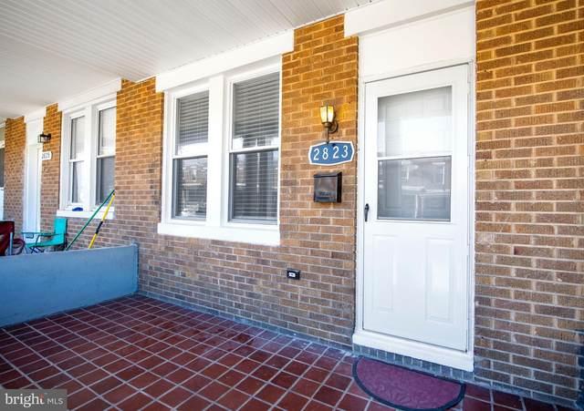2823 Pelham Avenue, BALTIMORE, MD 21213 (#MDBA2016160) :: SURE Sales Group