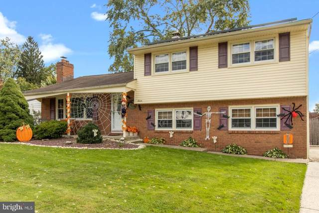 7 Rockland Road, EWING, NJ 08638 (#NJME2006408) :: The Dailey Group