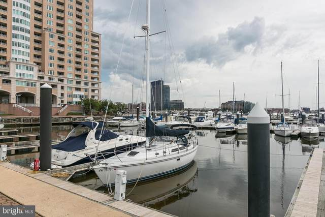 100 Harborview Drive #1207, BALTIMORE, MD 21230 (#MDBA2016174) :: The Dailey Group