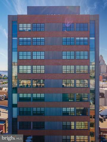 108 Arch Street #801, PHILADELPHIA, PA 19106 (#PAPH2039690) :: The Mike Coleman Team