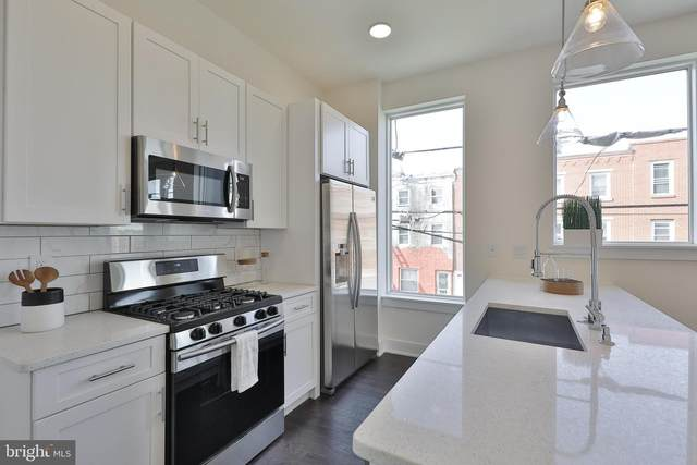 1117 N American Street #4, PHILADELPHIA, PA 19123 (#PAPH2039692) :: Tom Toole Sales Group at RE/MAX Main Line