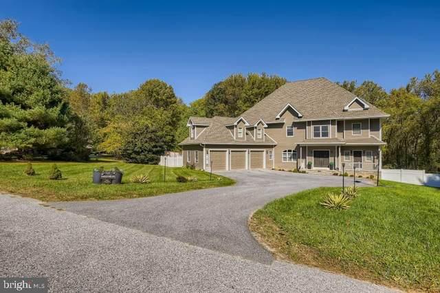 11830 Ivy Mill Road, REISTERSTOWN, MD 21136 (#MDBC2014332) :: McClain-Williamson Realty, LLC.