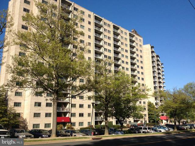 2500 N Van Dorn Street Ph21, ALEXANDRIA, VA 22302 (#VAAX2004946) :: McClain-Williamson Realty, LLC.