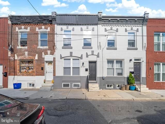 2731 Earp Street, PHILADELPHIA, PA 19146 (#PAPH2039738) :: Keller Williams Flagship of Maryland