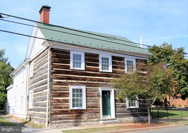 9295 N Congress Street, NEW MARKET, VA 22844 (#VASH2001244) :: Great Falls Great Homes