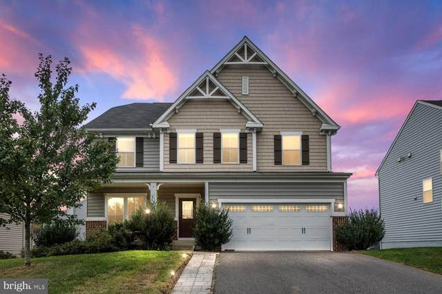 33 Cool Brook Lane, FREDERICKSBURG, VA 22405 (#VAST2004490) :: Great Falls Great Homes