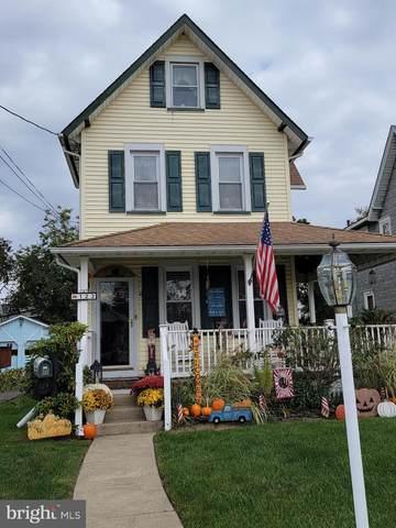 123 Cleveland Avenue, RIVERSIDE, NJ 08075 (#NJBL2009574) :: McClain-Williamson Realty, LLC.