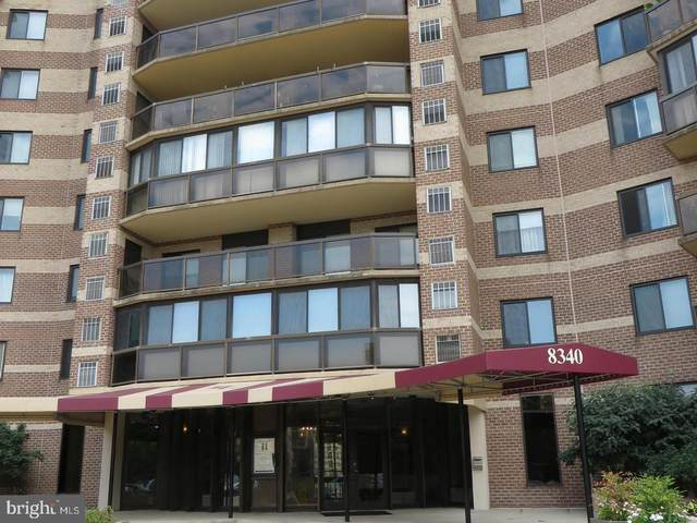 8340 Greensboro Drive #105, MCLEAN, VA 22102 (#VAFX2027816) :: Berkshire Hathaway HomeServices PenFed Realty