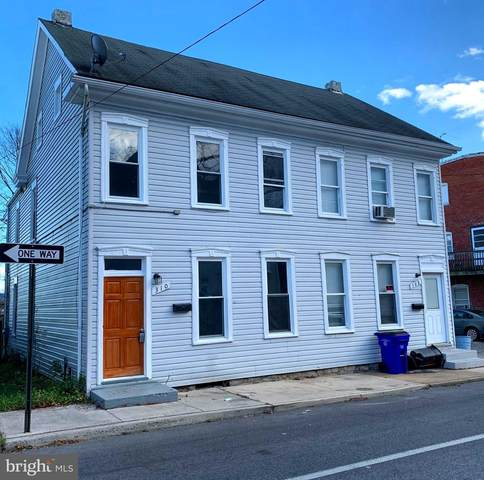 308/310 N Cannon Avenue, HAGERSTOWN, MD 21740 (#MDWA2002920) :: Berkshire Hathaway HomeServices McNelis Group Properties