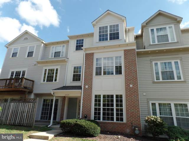 2624 N Everly Drive 5   3, FREDERICK, MD 21701 (#MDFR2007574) :: CENTURY 21 Core Partners