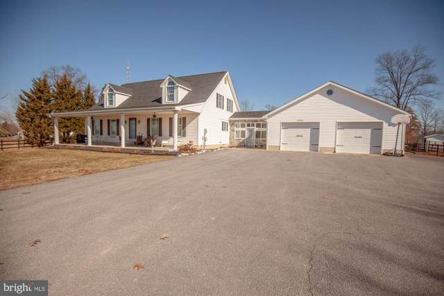 135 Nobles Way, MARTINSBURG, WV 25405 (#WVBE2003464) :: Great Falls Great Homes