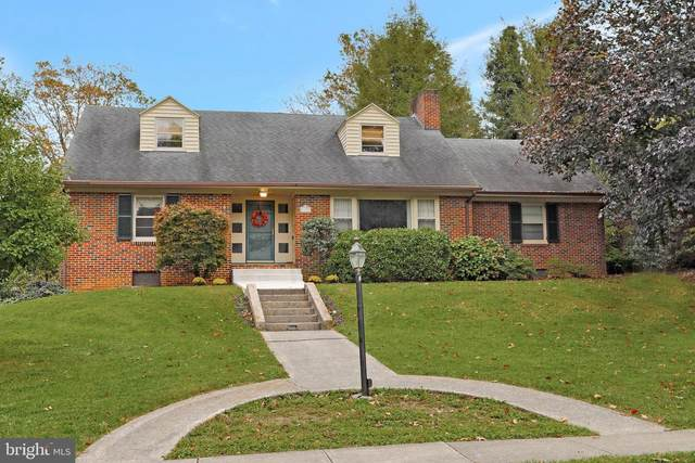 1180 The Terrace, HAGERSTOWN, MD 21742 (#MDWA2002922) :: Berkshire Hathaway HomeServices McNelis Group Properties