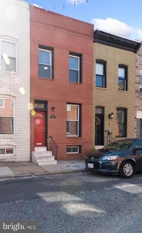 10 Robinson Street S, HIGHLANDTOWN, MD 21224 (#MDBA2016244) :: Dart Homes