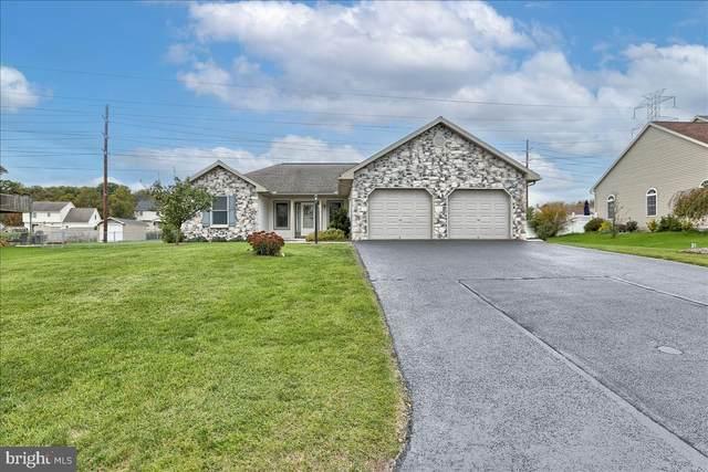 1147 Harvest Drive, LEBANON, PA 17046 (#PALN2002130) :: McClain-Williamson Realty, LLC.