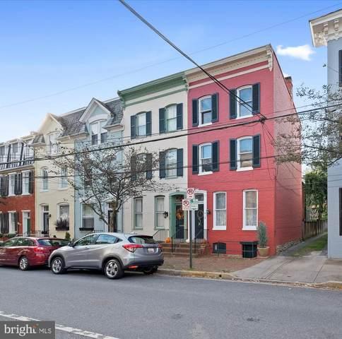 114 W 3RD Street, FREDERICK, MD 21701 (#MDFR2007580) :: Potomac Prestige