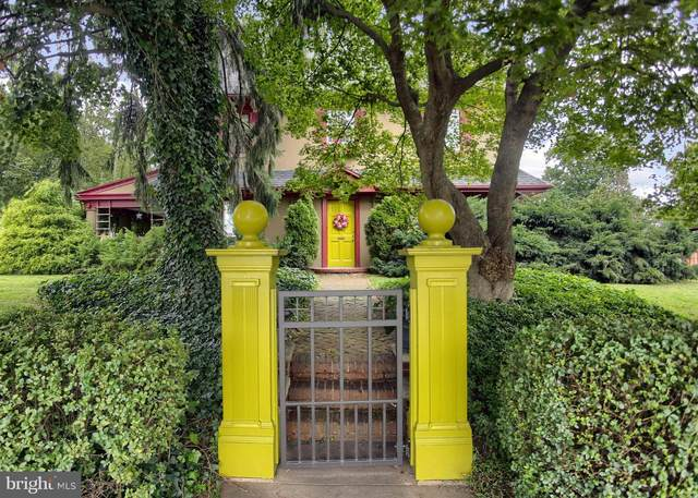 1105 E King Street, LANCASTER, PA 17602 (#PALA2006992) :: Keller Williams Real Estate
