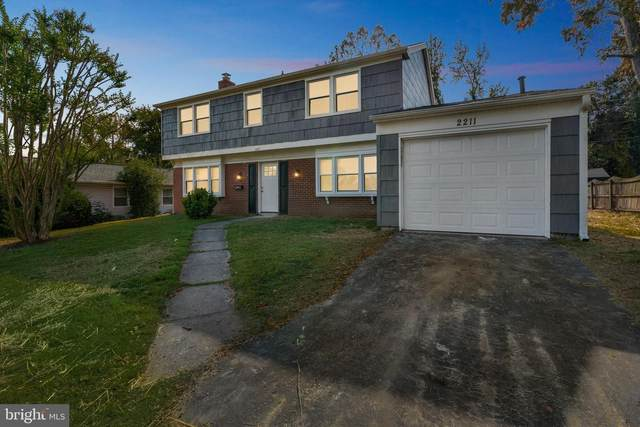 2211 Hindle Lane, BOWIE, MD 20716 (#MDPG2015662) :: The Riffle Group of Keller Williams Select Realtors