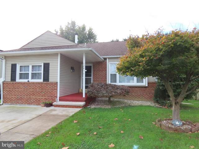 124 E Skeet Circle, BEAR, DE 19701 (#DENC2009218) :: The Charles Graef Home Selling Team