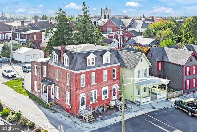 131-133 E Chestnut Street, HANOVER, PA 17331 (#PAYK2008054) :: Flinchbaugh & Associates