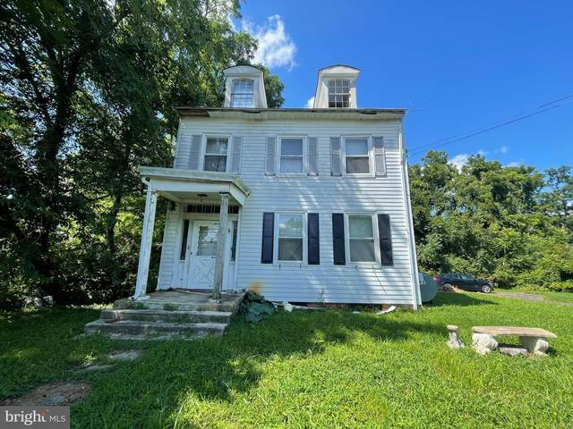 5 Jacobstown New Egypt Road, WRIGHTSTOWN, NJ 08562 (#NJBL2009630) :: The Charles Graef Home Selling Team