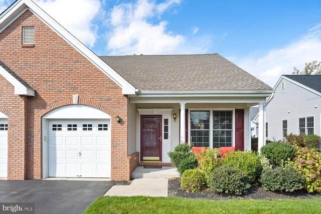 155 Burholme Drive, HAMILTON, NJ 08691 (#NJME2006432) :: Keller Williams Real Estate
