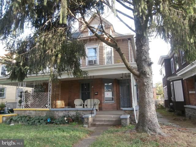 1121 Greenwood Avenue, TRENTON, NJ 08609 (#NJME2006438) :: Keller Williams Real Estate