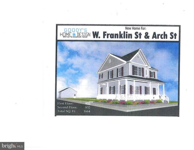 West Franklin & Arch Street, EPHRATA, PA 17522 (#PALA2007052) :: The Matt Lenza Real Estate Team