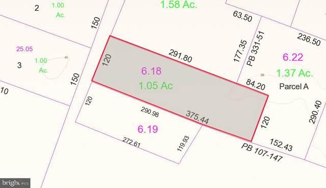 Lot 6.18 Old Woods Drive, GEORGETOWN, DE 19947 (#DESU2008378) :: McClain-Williamson Realty, LLC.