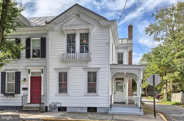 232 S Pitt Street, CARLISLE, PA 17013 (#PACB2004172) :: The Craig Hartranft Team, Berkshire Hathaway Homesale Realty