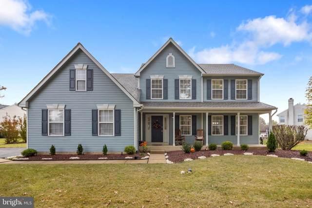 424 Hidden Oaks Drive, YARDLEY, PA 19067 (#PABU2010414) :: Bowers Realty Group