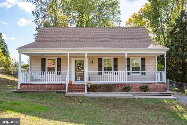 6006 Battlefield Green Drive, FREDERICKSBURG, VA 22407 (#VASP2003692) :: The Charles Graef Home Selling Team