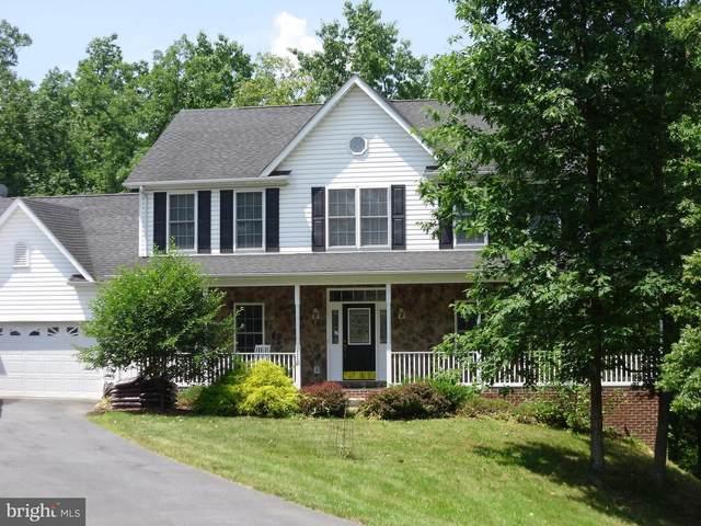 110 Callaway Court, STEPHENS CITY, VA 22655 (#VAFV2002452) :: Potomac Prestige