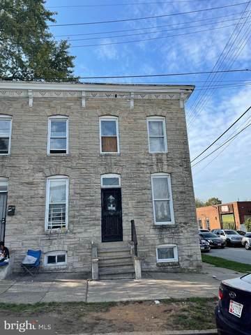 1301 Cliftview Avenue, BALTIMORE, MD 21218 (#MDBA2016404) :: Eng Garcia Properties, LLC